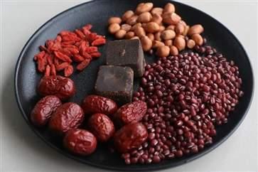 五红粥是哪五种食材 五红粥的做法