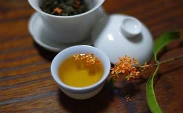 桂花泡水喝有什么功效 桂花茶的功效