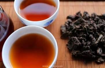 黑茶减肥多久可以见效 喝黑茶减肥的正确方法
