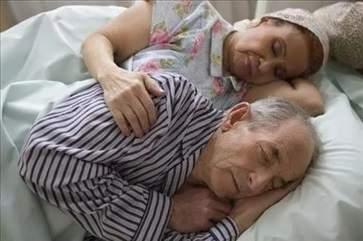 老年人的夫妻生活能持续到多少岁