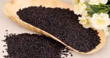 男人吃黑米有什么好处 男人吃黑米的功效与作用