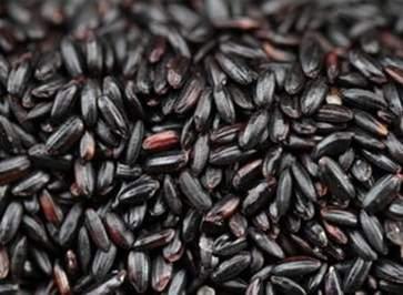 女人吃黑米有什么好处 女人吃黑米的功效与作用