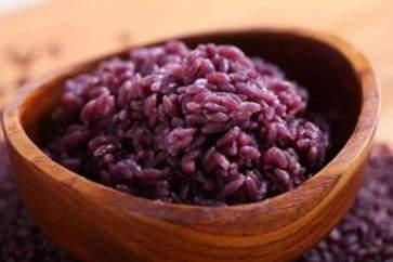 紫米的禁忌人群 紫米相克食物